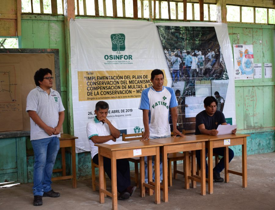 Loreto Comunidades Nativas Conocen Los Procedimientos Para